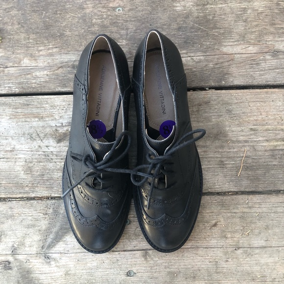 Adrienne Vittadini Shoes - Adrienne Vitadini 8.5 black shoes NWOT